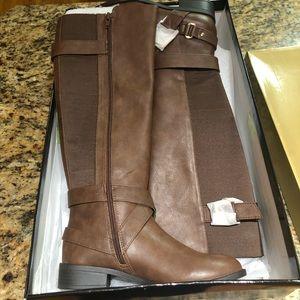 Thalia Sodi vada knee high Riding boots sz 6